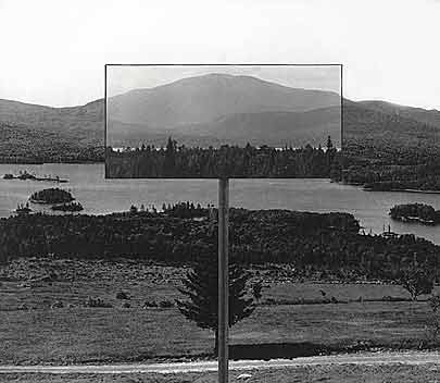 scenic view sign